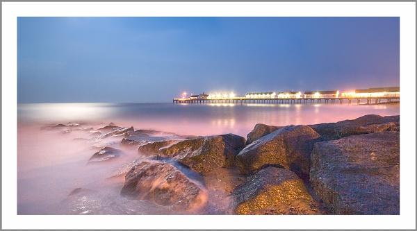 Southwold seas by msnapz