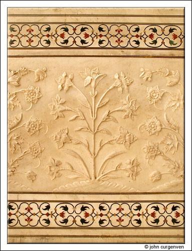 Taj Marble Tapestry by Gorro