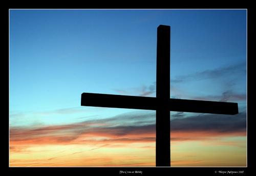 Helsby Cross by waymol