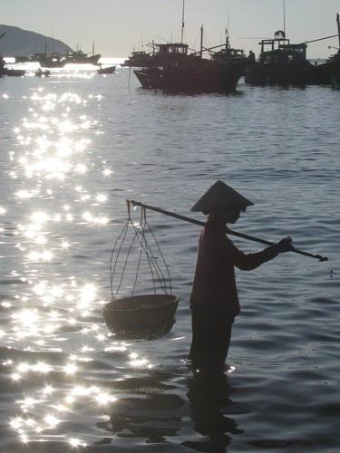 Fisherlady by jon_huskisson