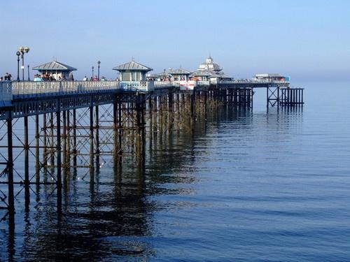 Llandudno Pier by ford