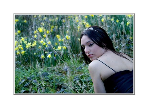 Springtime Princess #2 by xanda