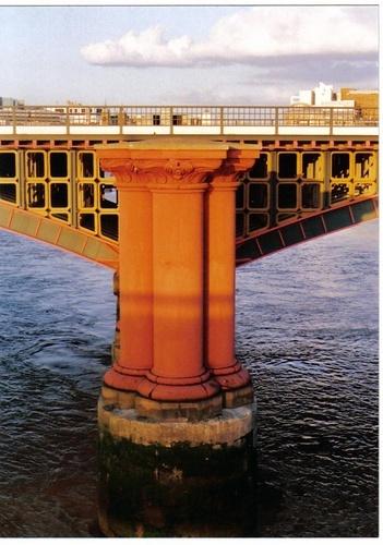 Old Blackfriars Bridge by tony64