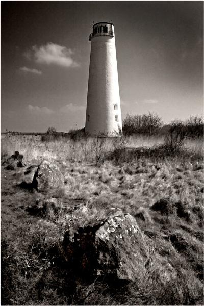 Leasowe Lighthouse by Anthony