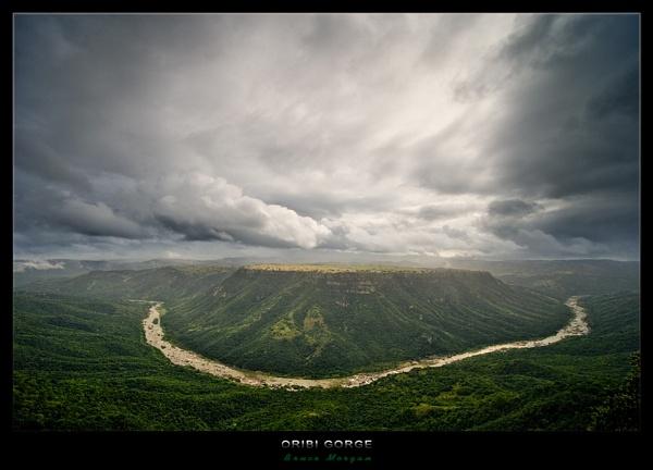 Oribi Gorge by tigerminx
