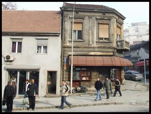 Balkanskom ulicom by tupko