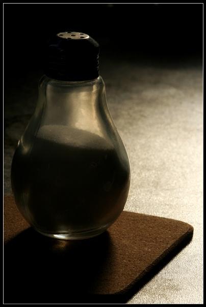 Salt Shaker by Morpyre