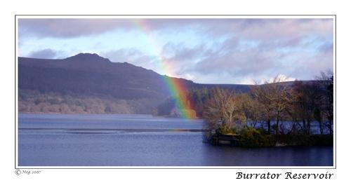 Rainbows End by Meg
