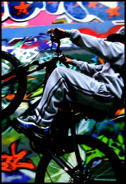 Street kid 1 by RWalker