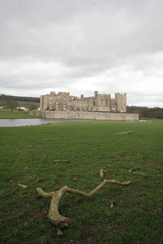 Raby Castle by danielle1987