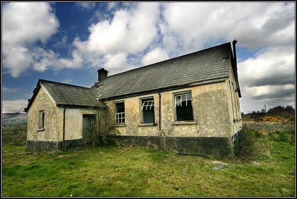 Sligo Schoolhouse by declanh