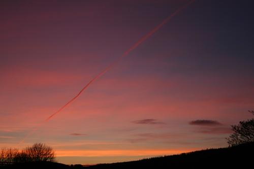 April Sunset by tommermmv