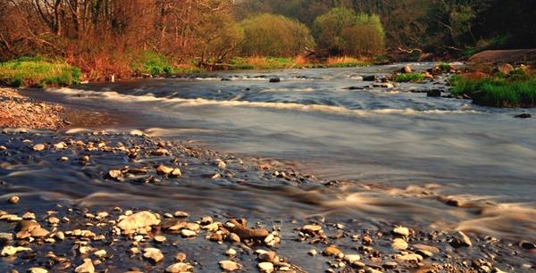 Silky River by CraigF