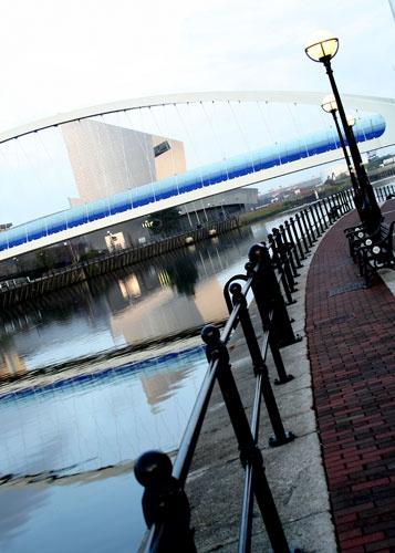 Lowry Bridge by emmag