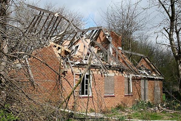 Demolished by chazbo