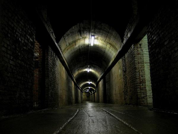 Subterranean homesick blues by Eifion