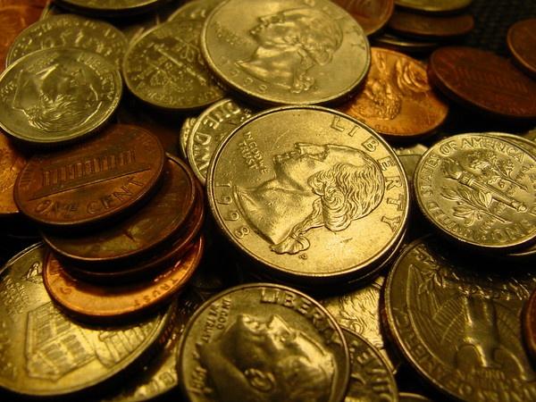 Coins (US) by imagegirl