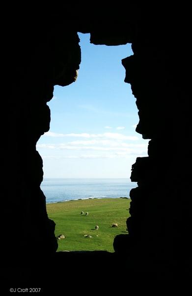 Castle View by JMCroft
