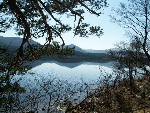"\""Loch Morlach - Aviemore Scotland\"" by BigKiz"