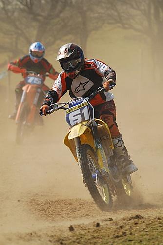 Motocross at Manmoel by NikLG