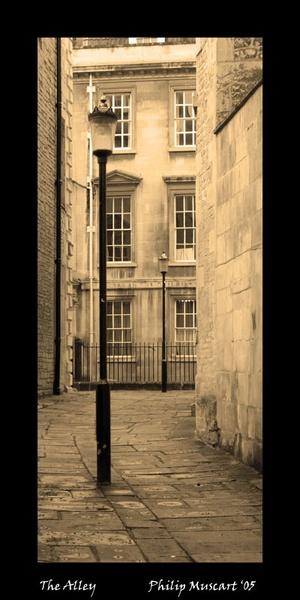 The Alley by muzzeyman