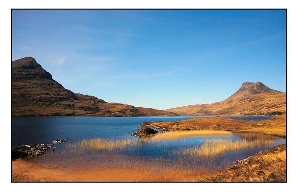 Loch Lurgainn by kinfatric