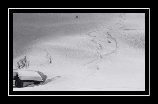 Ski Tracks 2 by Apollo