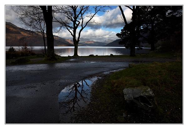 Loch Lomond by Nigel_95