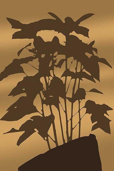 poinsetta shadow by BOLIVAR