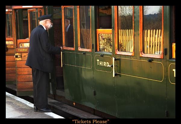 "\""Tickets Please\"" by BRIGHTon_SPARK"