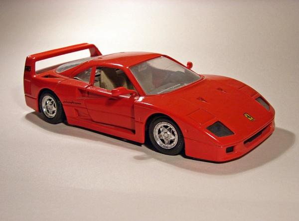 Ferrari by Mr_Grimesdale