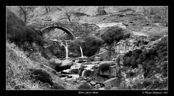 Three Shires Head by waymol