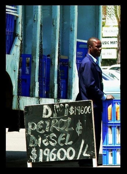 Zimbabwean Fuel by Hughmondo