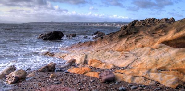 Ravenscraig shore by naifud