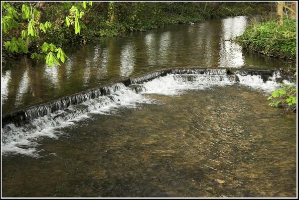 Country Stream by PhilMarron