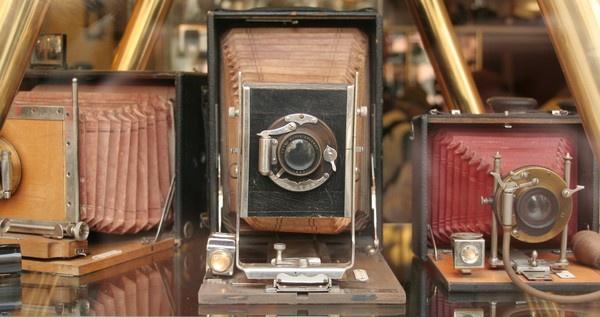 camera shop by RobbieC