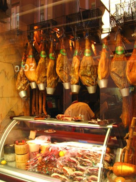 spanish butcher by enki