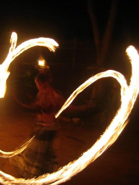 Fire dancer by jon_huskisson