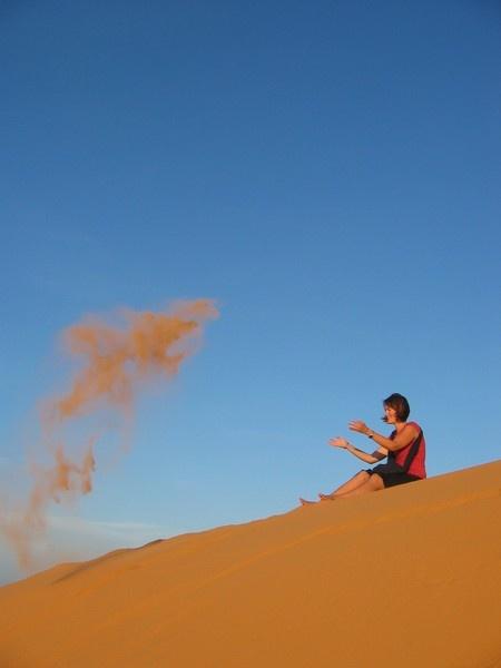 The Sand Pit by jon_huskisson