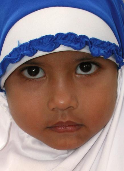 Acehnese Child by Linda L. Hudson