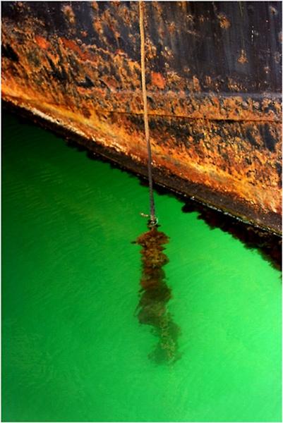 Anchor Rope by Kim Walton