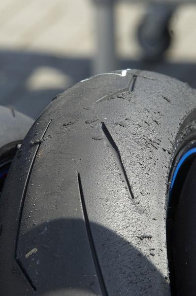 superbike tire by burd