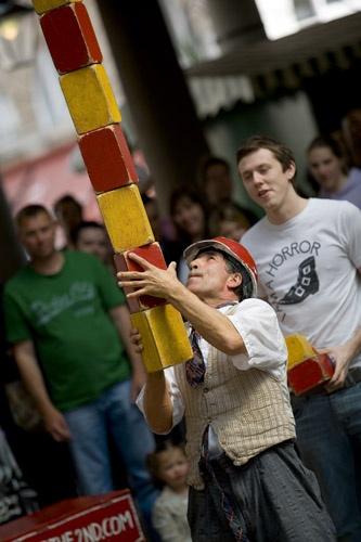 Balancing Act by janovilas