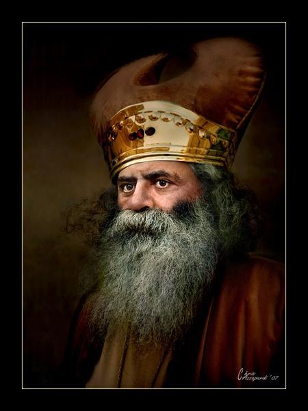 High Priest by Ruggieru