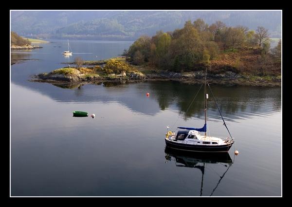 Loch Leven by trickydicky