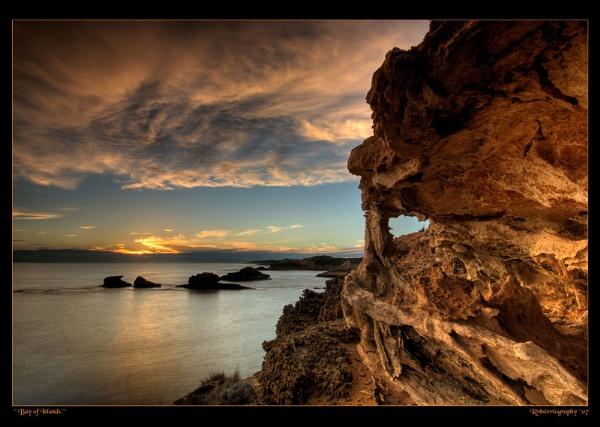 Bay of Islands Sundown by Robsterios