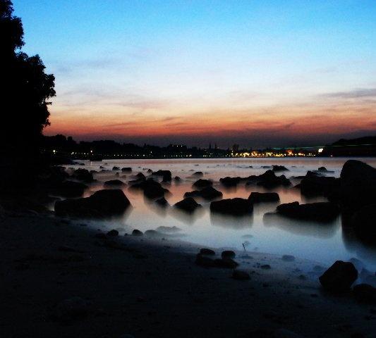 Bonn by night by Benji