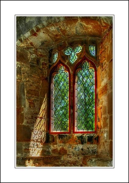 Abbey window light by Sezz