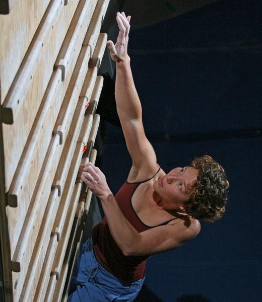 Rock Climbing Training by PaulY
