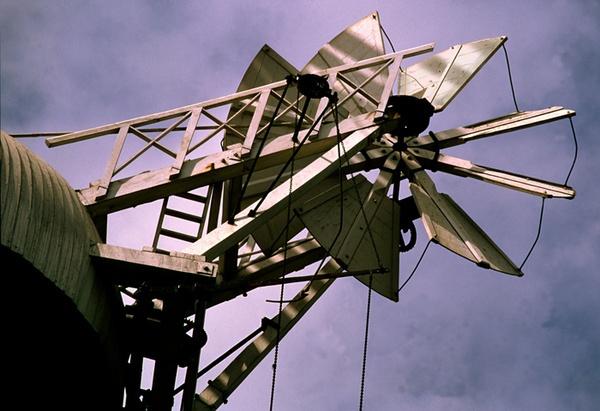 Windmill Rotor by Humph